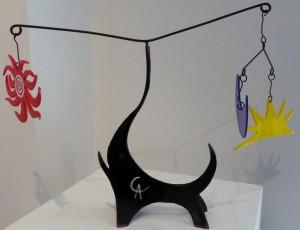 Calder - L'Eléphant noir 3