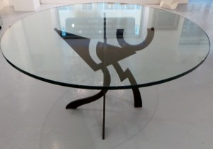 Pucci De rossi - Table Tristan et Isold 1