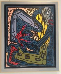 Robert COMBAS - Snake Man3 (2)